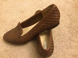 Sandler leather flats (worn twice) RRP $140 Cronulla Sutherland Area Preview