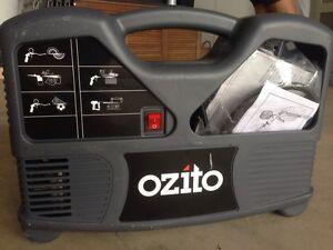Ozito portable air compressor Geebung Brisbane North East Preview