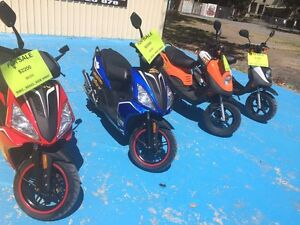 50 cc 2 stroke Sports Scooters Surfers Paradise Gold Coast City Preview