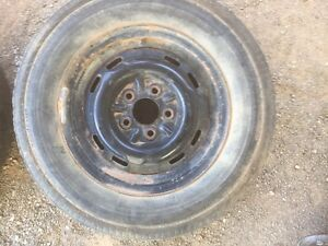 14 inch Holden / trailer wheels Blyth Wakefield Area Preview