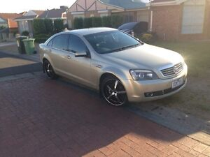 2008 Holden statesman top of the range Roxburgh Park Hume Area Preview