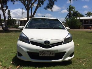 2013 Toyota Yaris YRS North Ward Townsville City Preview