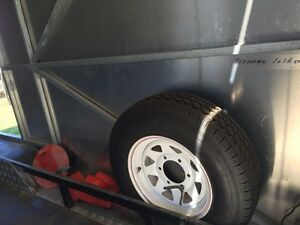 Trailer bogie wheel Gunnedah Gunnedah Area Preview