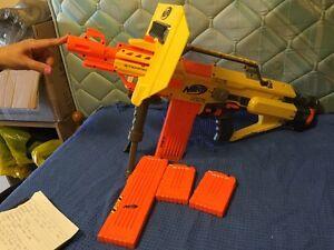 Nerf gun Glenmore Park Penrith Area Preview