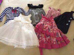 Girls Size 1 dresses Narangba Caboolture Area Preview
