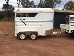 2 Horse Float Crows Nest Toowoomba Surrounds Preview
