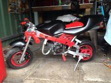 Like New 50cc Pocket Bike Lower Mitcham Mitcham Area Preview