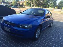 Blue 2006 Ford Falcon Sedan LPG - Economical! Regrettable Sale Airlie Beach Whitsundays Area Preview