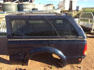 F 250 body and canopy Breddan Charters Towers Area Preview
