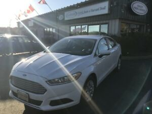 2013 Ford Fusion S FWD/BLUETOOTH/KEYLESS/MYSYNC