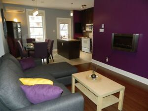 Condo à louer meublé/Fully furnished condo 1 year