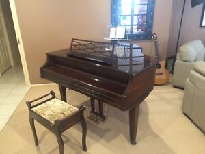 """MINT CONDITION"" Kimball baby grand piano Wilberforce Hawkesbury Area Preview"