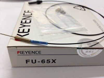 1pcs For New Keyence Fu-65x Fiber Optic Sensor