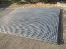 Weld mesh 3.0m X 2.4m gal 50x50 weldmesh cheap bargain Llandilo Penrith Area Preview