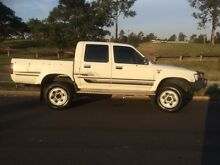 Toyota Hilux 1996 2.8 Diesel Old Guildford Fairfield Area Preview