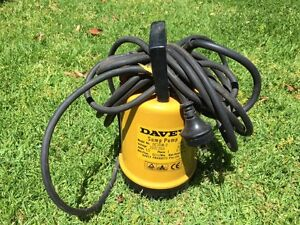 Davey Sump Pump St Peters Norwood Area Preview