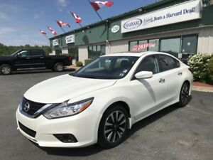 2018 Nissan Altima 2.5 SV SUNROOF/KEYLESS/ALLOYS/HEATED STEER...