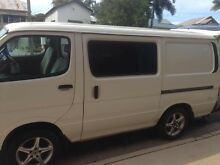 2001 Toyota Hiace 3 seats Brisbane City Brisbane North West Preview