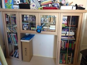 Wooden display cabinet unit Keysborough Greater Dandenong Preview