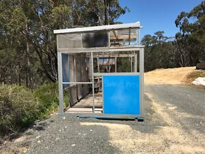 Spray painting  booth Basket Range Adelaide Hills Preview