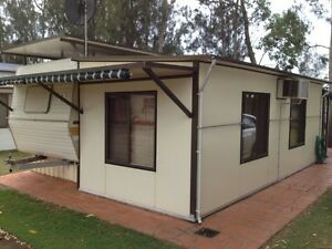 Onsite Caravan at Lake Conjola Lake Conjola Shoalhaven Area Preview