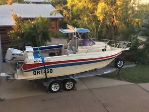 Northshore seapro 650 walk around Blackwater Central Highlands Preview