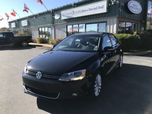 2012 Volkswagen Jetta 2.0 TDI Highline TDI/KEYLESS/LEATHER/HE...