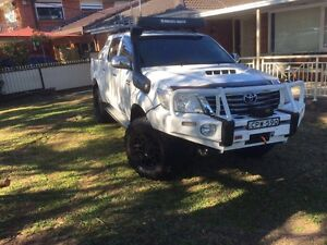 2013 Toyota Hilux Ute Greenacre Bankstown Area Preview
