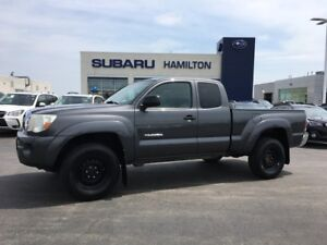 2010 Toyota Tacoma 4 CYLINDER | ACCIDENT FREE | 5-SPEED