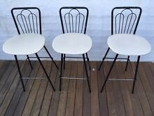 Retro 1960s stools Stanmore Marrickville Area Preview
