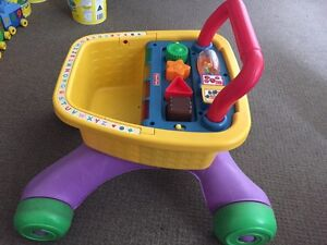 5dollar fisher price toy car North Melbourne Melbourne City Preview