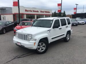 2012 Jeep Liberty Sport Alloys, 4WD