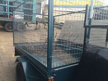 7 x 4 Trailer with Cage & Rego Gosnells Gosnells Area Preview