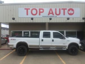 2006 Ford F-350 Lariat Lifted Loaded and ready to roll!
