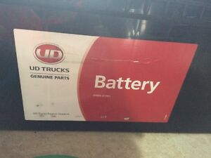 Massive truck battery 900cca N120 MF BRAND NEW GENUINE UD NISSAN Camden Park Wollondilly Area Preview