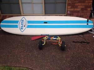 """Stand up paddle board redback ware elite 10'8"""" Fingal Bay Port Stephens Area Preview"""