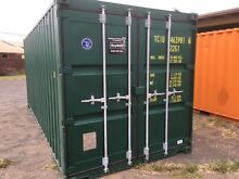20ft Shipping Container 2013 build Bundaberg Central Bundaberg City Preview