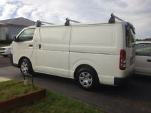 Toyota Hiace roof racks Elderslie Camden Area Preview