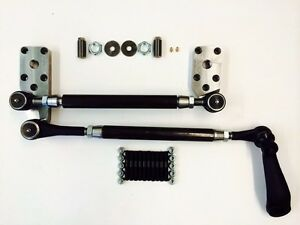 DANA 60 HIGH STEER STEERING KIT FOR ALL DANA 60 APPLICATIONS WITH DOM ARMS HD