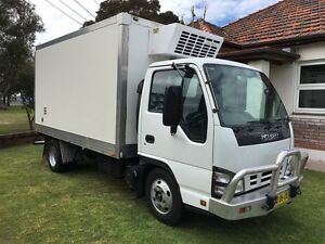 NKR200 SHORT FREEZER TRUCK SITEC 125 TURBO DIESEL Rockdale Rockdale Area Preview