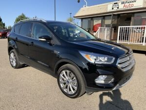 2018 Ford Escape Titanium NAV, LEATHER, PANOROOF