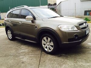 2008 Holden Captiva reg & Rwc Point Cook Wyndham Area Preview