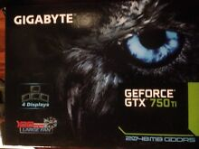 GTX 750 Ti + cash swap for intel i5 / amd fx 8core Cairnlea Brimbank Area Preview