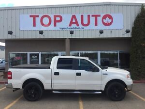 2008 Ford F-150 Lariat Leather Loaded!