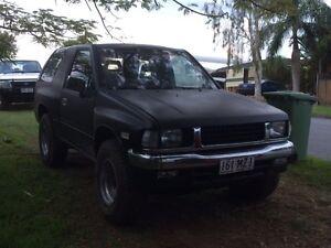 1992 isuzu mu 2.8l turbo diesel Gympie Gympie Area Preview