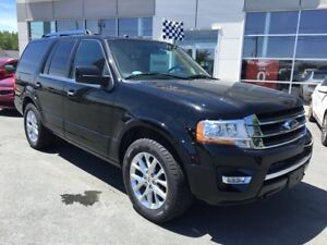 2017 Ford Expedition Limited New tires. Leather, Nav, roof.
