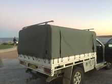Canvas Ute canopy Bondi Junction Eastern Suburbs Preview