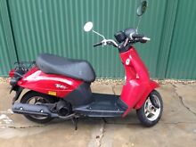 Honda Scooter 2012 St Morris Norwood Area Preview
