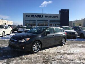 2013 Subaru Impreza 2.0i Touring Package One Owner, Low Mileage