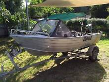 14ft Stessl Runabout tinny Redbank Plains Ipswich City Preview